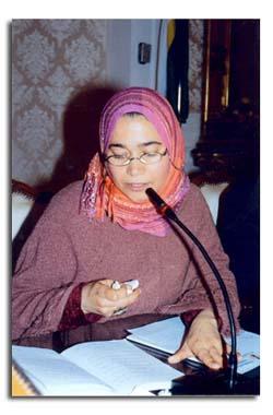 الشاعرة: حواء القمودي