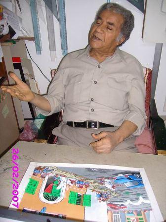 الفنان: محمد الزواوي