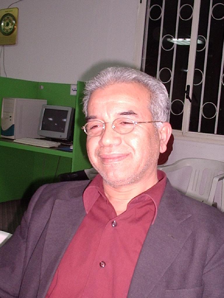 الشاعر الليبي مفتاح العماري