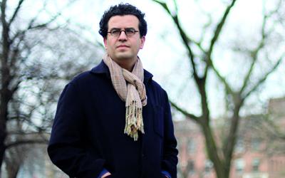 الروائي هشام مطر أرشيفية عن الشبكة