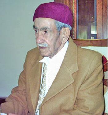 الشاعر حسن السوسي.