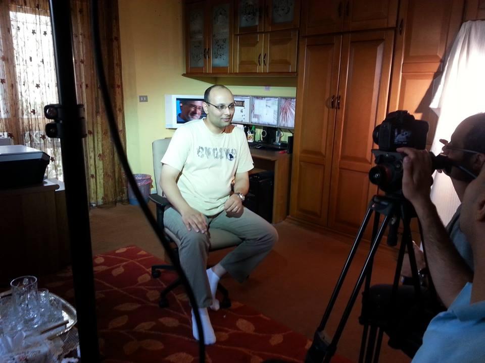 المدون علي الطويل