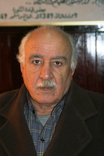 الأستاذ إبراهيم العريبي