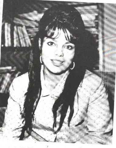 الكاتبة مرضية النعاس.