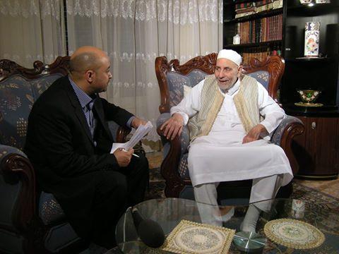 أول وآخر لقاء مع الناشر محمد بريون صاحب مكتبة النجاح:هذه قصتي مع القذافي وهذا ما حدث لمكتبة النجاح