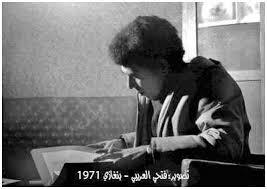 الكاتب الصادق النيهوم