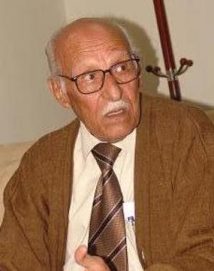 الفنان محمد مرشان