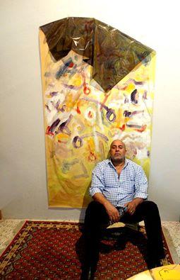 الروائي محمد الأصفر