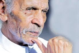 الشعر أحمد فؤاد نجم (الصورة: الشبكة).