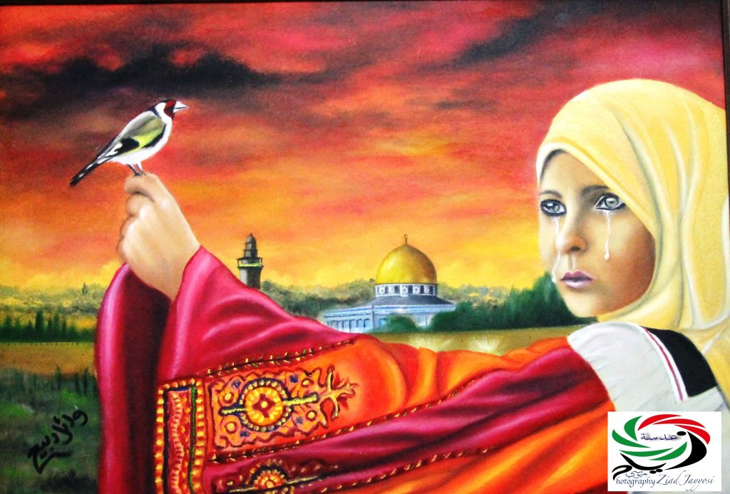 أعمال الفنان وائل ربيع