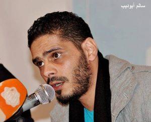 الشاعر محمد عبدالله.