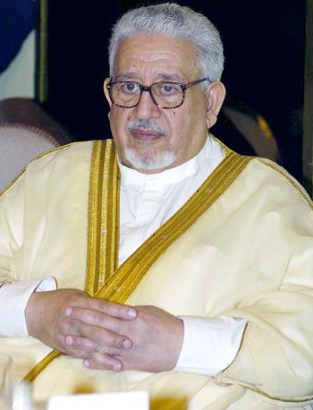 أحمد الصالحين الهوني - رحمه الله