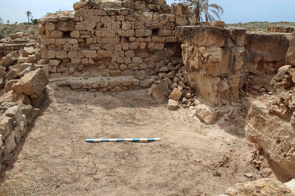 الشروع في ترميم الحمامات البيزنطية بالمدينة الأثرية توكره
