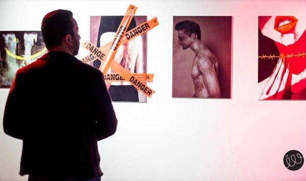 معرض إنذار - مؤسسة ورق