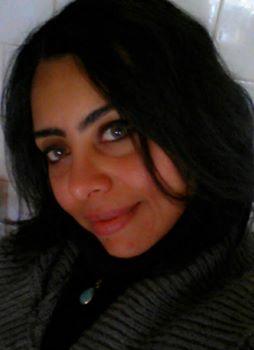 الفنانة التشكيلية (الخزافة) ميسون عبدالحفيظ.