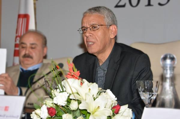 الدكتور نجيب الحصادي.