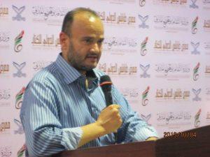 الشاعر يوسف إبراهيم.