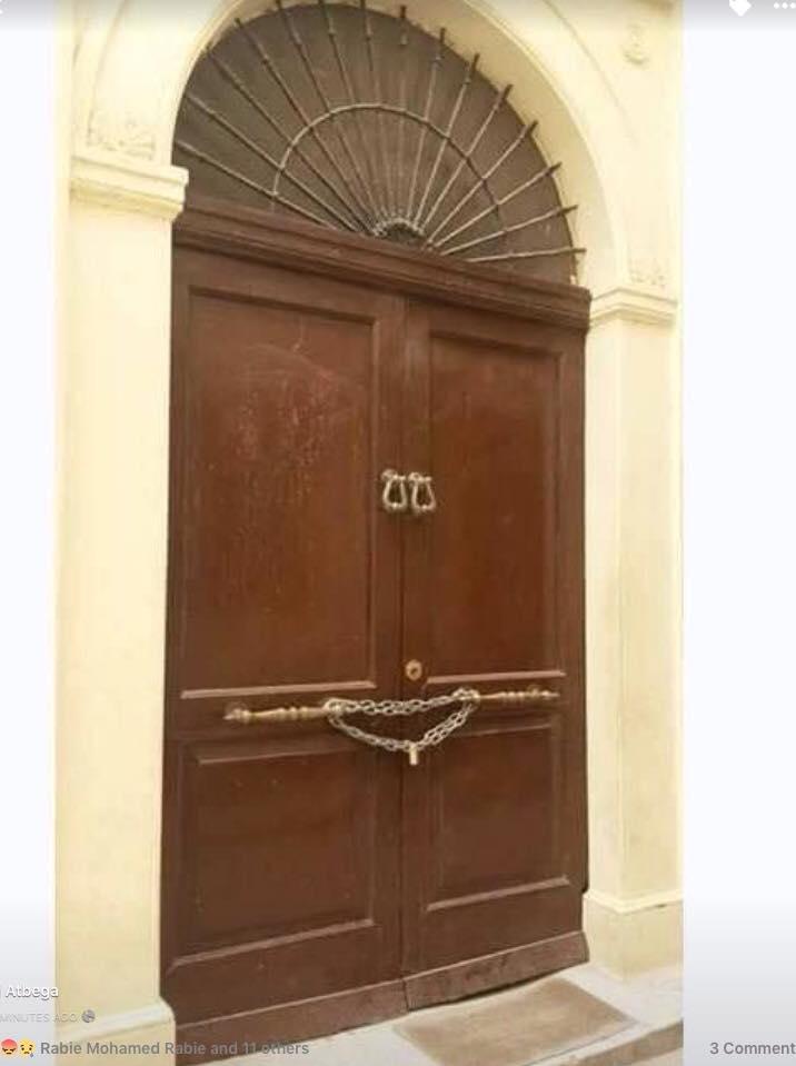 مقال : الباب الخطأ!