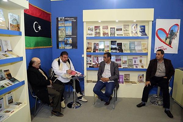 جناح الهيئة ألعامة للثقافة في معرض القاهرة الدولي للكتاب 49