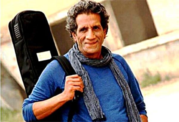 الفنان أحمد فكرون.