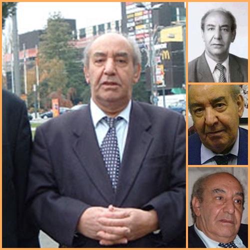 المناضل والصحفي فاضل المسعودي.