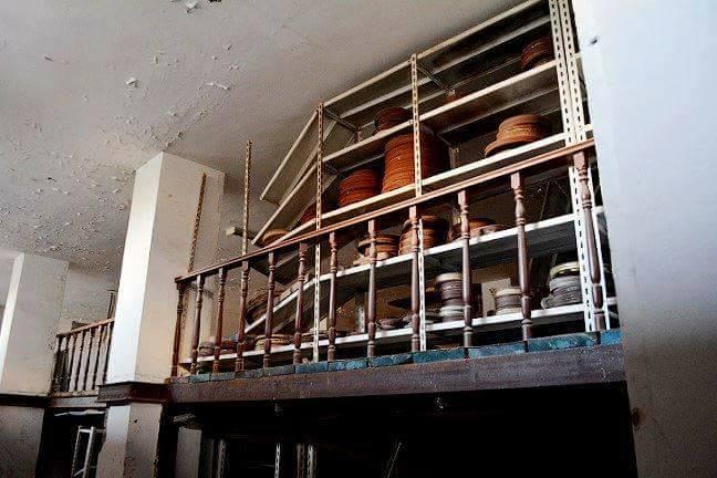 أرشيف السينما الليبية.