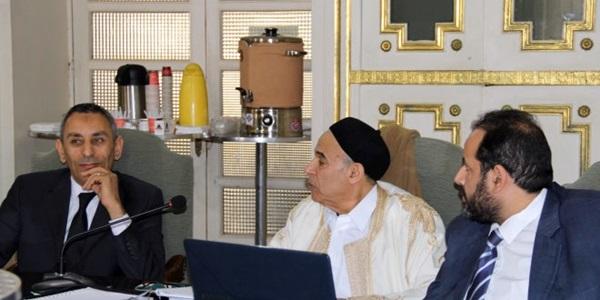 جلسة حوارية لمناقشة مشروع الدستور والتراث الثقافي