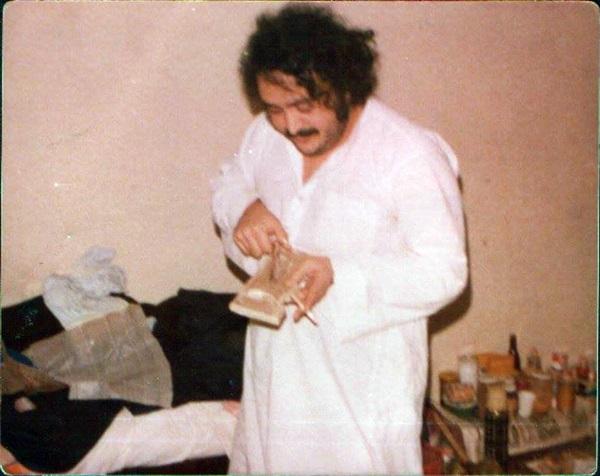 أحمد الفيتوري، سجن الجديدية 1979.