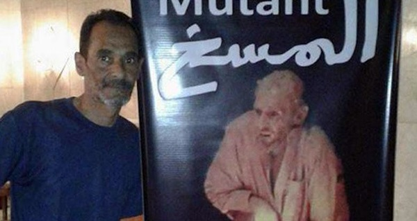 الفنان والمخرج المسرحي أحمد إبراهيم.