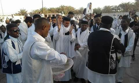 اليوم الوطني للزي الليبي الصورة: عن الفيسبوك.