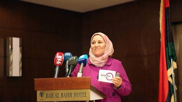 الدكتورة سالمة عبدالجبار.