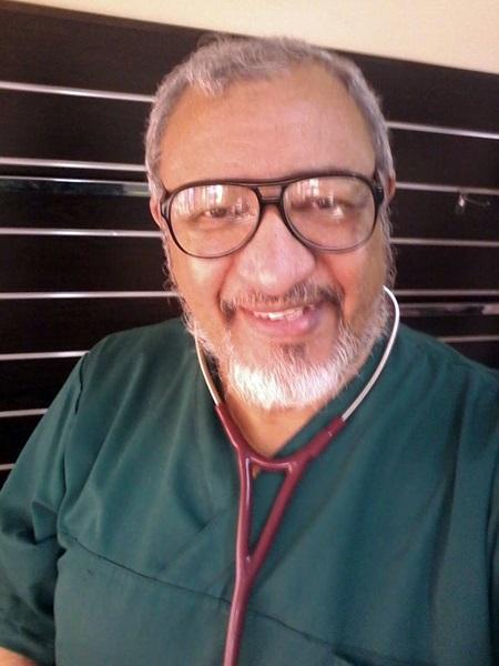 الأستاذ الدكتور فتحي الغماري. أخصائي القلب.