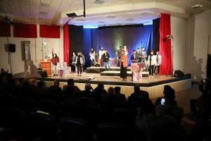 حفل تكريم فرسان الكلمة والموسيقي واللون.