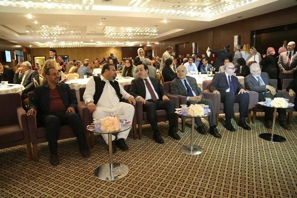 احتفالية مكتبة طرابلس العلمية العالمية باليوم العالمي للكتاب.
