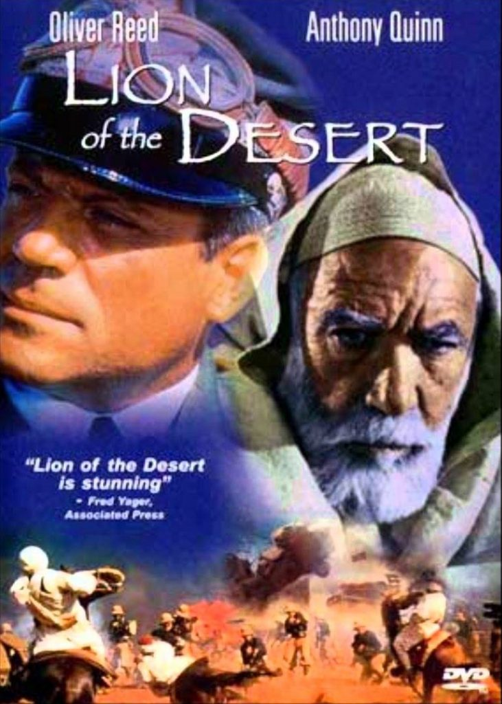 فيلم أسد الصحراء (عمر المختار).