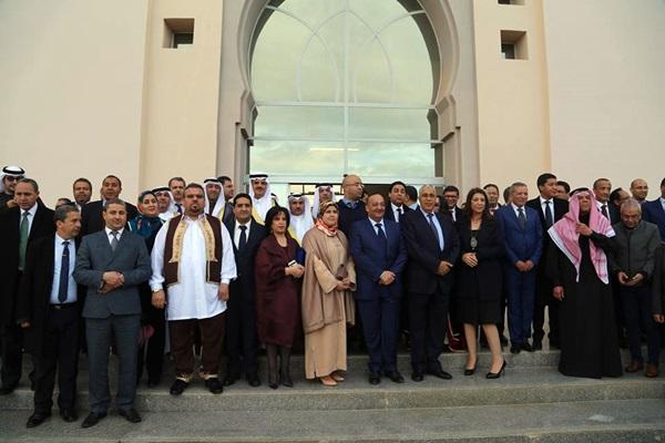 إعلان وجدة عاصمة الثقافة العربية 2018.