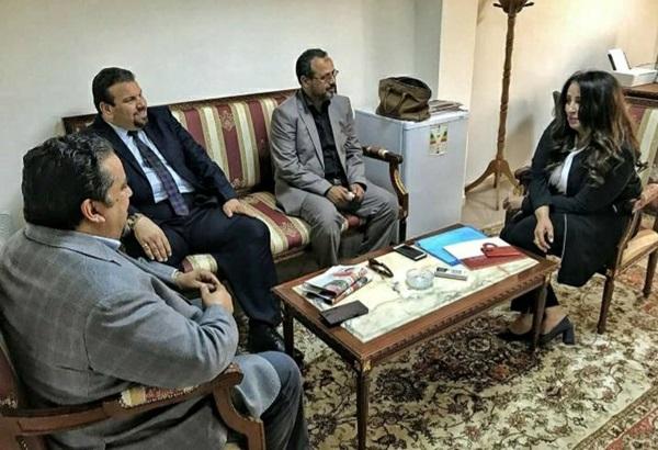 لقاء رئيس الهيئة العامة للثقافة، بالمكتب الإقليمي لصحيفة العرب اللندنية بتونس.