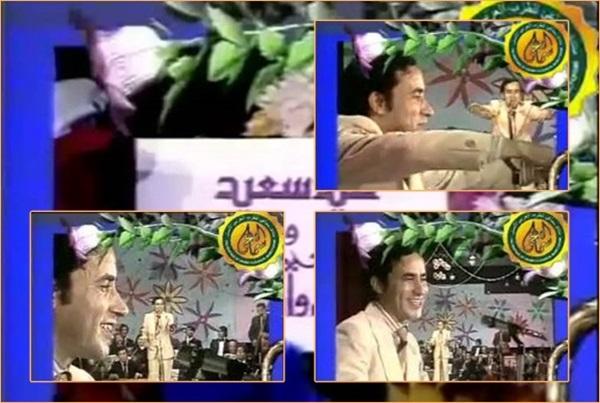 أغنية الفنان أحمد سامي: معيدين وديما عيد.