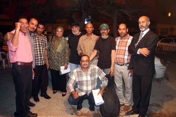 """انطلاق مهرجان """"أجواء بنغازي الثقافي الفني""""."""