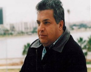 الكاتب حمد المسماري.