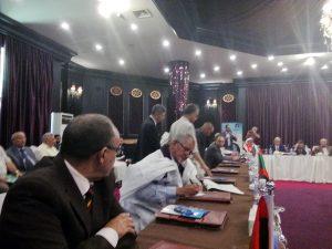 افتتاح اجتماع المكتب الدائم للاتحاد العام للأدباء والكتاب العرب.