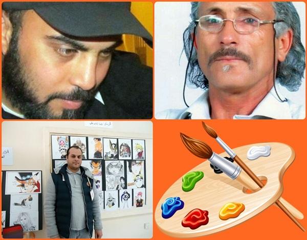 قضايا تحت الأضواء ..الفن التشكيلي الليبي .. قصص معاناة لا تنتهي!