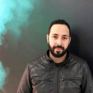 السيناريست الليبي هاشم الزروق.