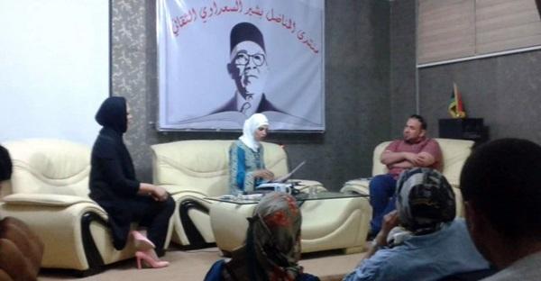 أمسية ليبية أردنية بمنتدى السعداوي.