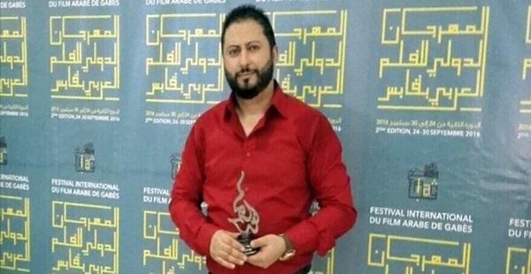 السيناريست الليبي سراج هويدي.