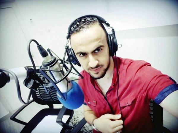 الشاعر عبدالرحيم المقريف.