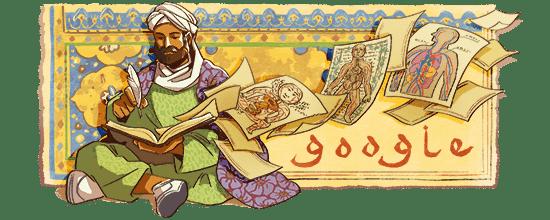 جوجل يحتفي بالشيخ الرشيس ابن سيناء.