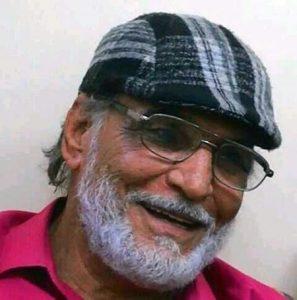 الكاتب والباحث مصطفى السعيطي.