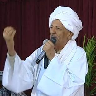 الشاعر السوداني مصطفى سند.
