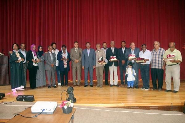 مهرجان أصوات واعدة ببنغازي. الصورة: مكتب الإعلام والثقافة بنغازي.